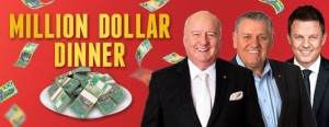 2GB – MKR – Win One Million Dollars with My Kitchen Rules
