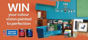 Masters Home Improvement – Sherwin-Williams – Win 1 of 63 painting renovation prize packages for home valued at up to $3,700 each