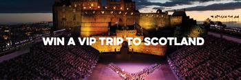 VisitScotland – Win a VIP trip for 2 to Edinburgh ...