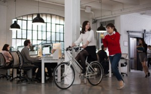 Yen Magazine – Win a copy of The Intern on DVD & The Intern Bike valued at $539
