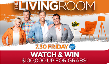 Channel 10 the living room watch win for Channel 10 the living room facebook