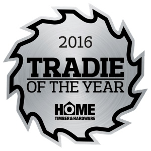 Home Timber & Hardware Group – Tradie of The Year – Win $25,000 OR 1 of 9 runner-up $500 vouchers