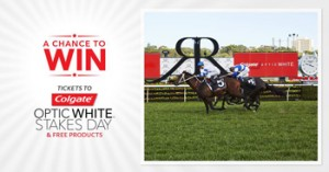Colgate Australia – #OpticWhiteSmile – Win 1 of 27 Colgate Optic White Smile Ambassador kits