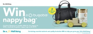Blackmores – Win 1 of 56 storksaks & bugaboo nappy bags valued at $319