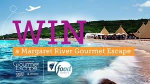 SBS Food – Win a foodie trip to Margaret River for 2 valued at $5,000