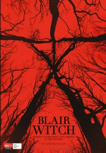 Tenplay – Blair Witch – Win a trip for 2 to Brisbane valued at $5,630