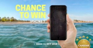 Canstar – Win a brand new iPhone 7 (128GB) in Jet Black valued at $1,229