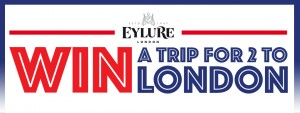 Priceline – Win a trip to London for 2 with Eylure