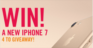 TradingPost – Win 1 of 4 iphone 7 valued at $1,079 each