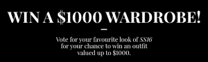 Alannah Hill – Vote to win a $1,000 Wardrobe