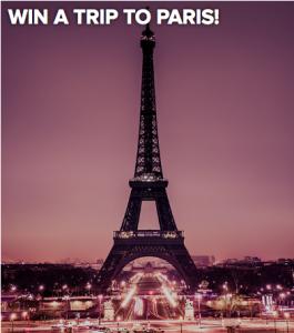 Anolon – Win a gourmet getaway for 2 to Paris
