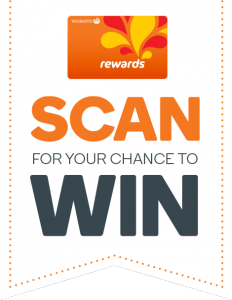 Woolworths Rewards – Christmas Scan To Win a Year's Worth of Groceries, a Year's Worth of Fuel