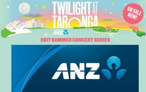 ANZ – Twilight at Taronga Ticket Upgrade – Win ANZ Ticket Upgrades
