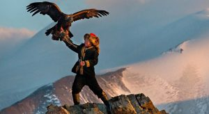 National Geographic – Win 2 x in-season tickets to see The Eagle Huntress