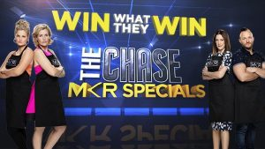 Yahoo7 – The Chase MKR Specials – Win 1 of 4 home viewer prizes valued at $1,000 each OR the bonus cash prize valued at AUD $50,000