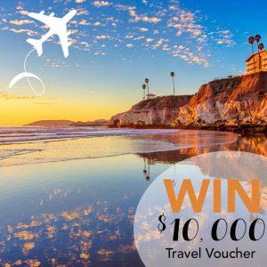 dusk Australia – Travel Notes – Win a $10,000 Flight Centre Voucher