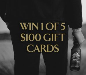 Lion-Beer, Spirits & Wine – Win 1 of 5 James Boag Gift Cards valued at $100 each