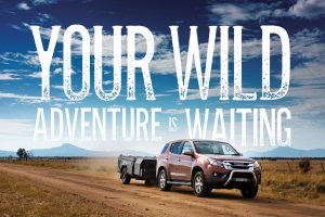 Adventure Group – Great Western Plains and Mars Campers Great Big Adventure – Win a Mars Campers Extreme Hard Floor Deluxe camper valued at up to $20,500