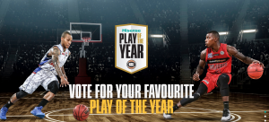 National Basketball League – NBL & Hisense Play of The Season – Win a prize pack valued at AUD $1,365