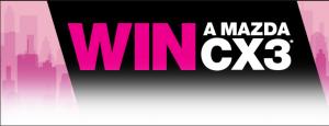 Priceline – Sister Club: More to Love – Win a Mazda CX3 Neo Front Wheel Drive Auto Petro in colour white valued at $23,400
