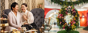 QVB – Swing Under the Dome – #QVBmakeitmemorable – Win a QVB $1,000 Gift Card; all day parking; dining voucher and more