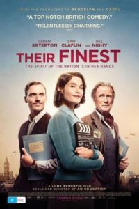 VOGUE – Their Finest – Win a private screening of the film for 21 people