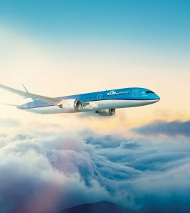 iFly Magazine – Vote and Win 2 KLM Economy Class return tickets to the KLM destination which received the most votes