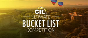 AAI – CIL 2017 Ultimate Bucket List – Win up to $5,000 AUD for your Bucket List