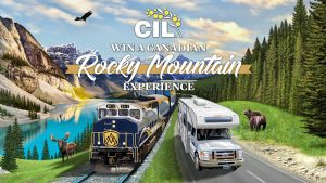 AAI – CIL Insurance – Win a trip for 2 to Canada for a Rocky Mountain Experience valued at up to $26,881 AUD