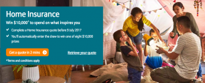 Allianz Direct – Win 1 of 8 cash prizes valued at $10,000 AUD each