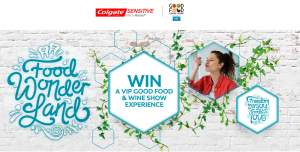 Colgate-Palmolive – Good Food And Wine Show – Win 1 of 8 trips for 2 to the Show in Sydney valued at $2,657 each