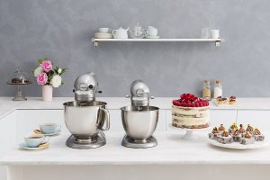 KitchenAid – Mother's Day – Win a full size Artisan Stand Mixer for Mum and a mini for you