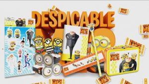Network Ten – TOASTED TV Epic Despicable Me 3 – Win 1 of 10 family in-season passes plus more OR 1 of 20 Runner-up prizes