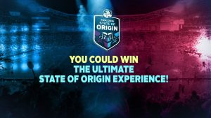 Nine Network – Today Show – Golden Ticket – Win a trip for 4 to Sydney and Brisbane to attend all 3 games of the 2017 Holden State of Origin series valued at $12,700