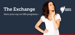 SBS – The Exchange – Win 1 of 10 Coles Myer Gift Cards valued at AUD$100 each