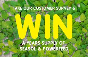 Seasol – Win 1 of 4 prize packs of a year's supply of Season and PowerFeed