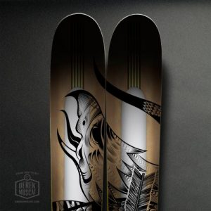 "Signature Luxury Travel & Style – Win a pair of Masterblaster ""Predator"" J skis valued at $999"