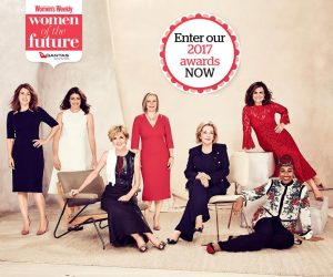 The Australian Women's Weekly & Qantas – Women of the Future 2017 Awards – Win a share of $100,000 (3 prizes)