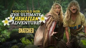Today Show – Snatched – Win a trip for 2 to Oahu, Hawaii, USA valued at up to AUD$25,000