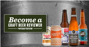 Woolworths – Dan Murphy's – Become a Craft Beer Reviewer – #mycraftreview – Win a case of craft beer each month for 12 months