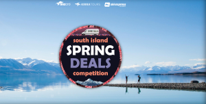 Best of New Zealand – South Island Spring Deals – Win a 10-day South Island Motorhome holiday for 2 valued at $4,500