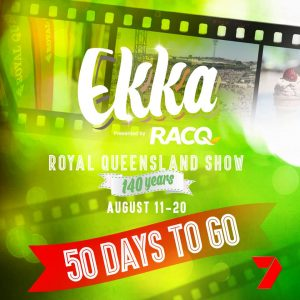 Channel 7 Queensland – Ekka Facebook Family Pass – Win 1 of 3 prize packages of Day Admit pass for 4 to the 2017 Ekka
