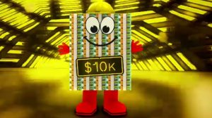 Channel 9 – Today Show's Mega Cash – Win a minimum of $10,000 and maxiumum of $400,000