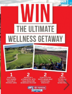 Chemist Warehouse – Win a 4-day Ultimate Wellness Getaway in Melbourne for 2 valued at $10,000