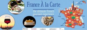 French Tourist Bureau – France a La Carte 2017 – Win a trip for 2 to Paris by Air France valued up to AUD$20,000