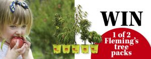 Gardening Australia – Win 1 of 2 Fleming's vouchers for bare-rooted trees valued at $250 each