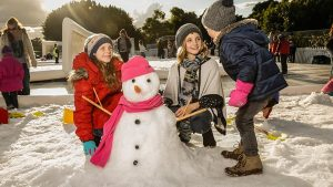 Harrigan's Irish Pub & Accommodation – Win 1 of 100 Family Passes to Hunter Valley Gardens, Snow Time in the Garden valued at $102 each
