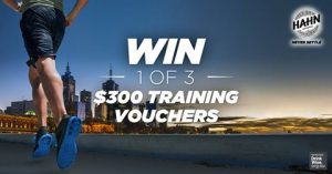 Lion – Hahn – Win 1 of 3 personal training vouchers valued at $300 each