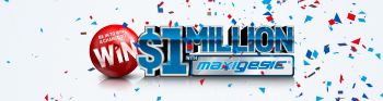 Maxigesic – Win $1 Million Chance at your local pharmacy