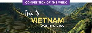Opentop – CareerOne – Win a trip to Vietnam valued at $10,000